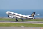 mojioさんが、中部国際空港で撮影したシンガポール航空 A330-343Xの航空フォト(飛行機 写真・画像)