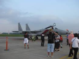 武田菱さんが、横田基地で撮影した航空自衛隊 F-15J Eagleの航空フォト(飛行機 写真・画像)
