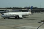 uhfxさんが、サンフランシスコ国際空港で撮影したユナイテッド航空 787-8 Dreamlinerの航空フォト(飛行機 写真・画像)