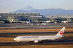 NANASE UNITED®さんが、羽田空港で撮影した日本航空 767-346/ERの航空フォト(飛行機 写真・画像)