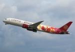LOTUSさんが、関西国際空港で撮影した吉祥航空 787-9の航空フォト(飛行機 写真・画像)