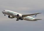 LOTUSさんが、関西国際空港で撮影したZIPAIR 787-8 Dreamlinerの航空フォト(飛行機 写真・画像)