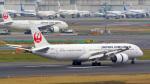 tkosadaさんが、羽田空港で撮影した日本航空 787-9の航空フォト(飛行機 写真・画像)