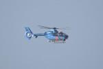 kumagorouさんが、那覇空港で撮影した福岡県警察 EC135P2+の航空フォト(飛行機 写真・画像)