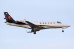 Echo-Kiloさんが、新千歳空港で撮影したAlberta Inc (Latitude Air Ambulance) 1125 Astra SPXの航空フォト(飛行機 写真・画像)
