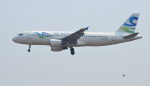 kenko.sさんが、シェムリアップ国際空港で撮影したスカイ・アンコール・エアラインズ A320-214の航空フォト(飛行機 写真・画像)