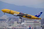 HISAHIさんが、福岡空港で撮影した全日空 777-281/ERの航空フォト(飛行機 写真・画像)