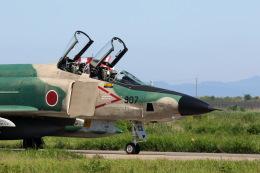 航空フォト:57-6907 航空自衛隊 RF-4E Phantom II