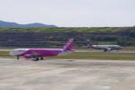 pringlesさんが、長崎空港で撮影したピーチ A320-214の航空フォト(飛行機 写真・画像)