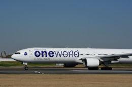 どんちんさんが、伊丹空港で撮影した日本航空 777-346の航空フォト(飛行機 写真・画像)