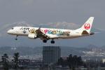 kunimi5007さんが、仙台空港で撮影したジェイ・エア ERJ-190-100(ERJ-190STD)の航空フォト(飛行機 写真・画像)