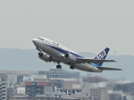 ジジさんが、福岡空港で撮影したANAウイングス 737-54Kの航空フォト(飛行機 写真・画像)