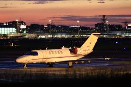 aki241012さんが、福岡空港で撮影した国土交通省 航空局 525C Citation CJ4の航空フォト(飛行機 写真・画像)