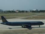 マッペケさんが、タンソンニャット国際空港で撮影したベトナム航空 A321-231の航空フォト(飛行機 写真・画像)