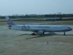 マッペケさんが、タンソンニャット国際空港で撮影したチャイナエアライン A330-302の航空フォト(飛行機 写真・画像)