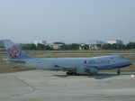 マッペケさんが、タンソンニャット国際空港で撮影したチャイナエアライン 747-409F/SCDの航空フォト(飛行機 写真・画像)