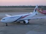 マッペケさんが、タンソンニャット国際空港で撮影したマレーシア航空 A330-223の航空フォト(飛行機 写真・画像)