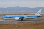 T.Kawaseさんが、関西国際空港で撮影したKLMオランダ航空 787-9の航空フォト(飛行機 写真・画像)