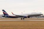 BTYUTAさんが、ヴァーツラフ・ハヴェル・プラハ国際空港で撮影したアエロフロート・ロシア航空 A321-211の航空フォト(飛行機 写真・画像)