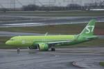 Mr.boneさんが、成田国際空港で撮影したS7航空 A320-271Nの航空フォト(飛行機 写真・画像)