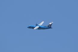 kaz787さんが、伊丹空港で撮影した天草エアライン ATR-42-600の航空フォト(飛行機 写真・画像)