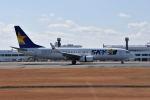 ワイエスさんが、鹿児島空港で撮影したスカイマーク 737-81Dの航空フォト(飛行機 写真・画像)