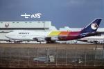 tassさんが、成田国際空港で撮影したエア・パシフィック 747-123の航空フォト(飛行機 写真・画像)
