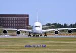 キットカットさんが、成田国際空港で撮影したタイ国際航空 A380-841の航空フォト(飛行機 写真・画像)