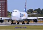 キットカットさんが、成田国際空港で撮影したアトラス航空 747-47UF/SCDの航空フォト(飛行機 写真・画像)