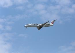 銀苺さんが、伊丹空港で撮影したジェイ・エア CL-600-2B19 Regional Jet CRJ-200ERの航空フォト(飛行機 写真・画像)