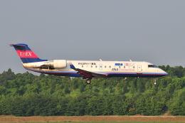 ポン太さんが、成田国際空港で撮影したアイベックスエアラインズ CL-600-2B19 Regional Jet CRJ-200ERの航空フォト(飛行機 写真・画像)