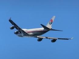 Gripen-YNさんが、関西国際空港で撮影した中国貨運航空 747-412F/SCDの航空フォト(飛行機 写真・画像)