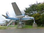 Gripen-YNさんが、航空科学博物館で撮影したアジア航測 680E Commanderの航空フォト(飛行機 写真・画像)