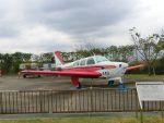 Gripen-YNさんが、航空科学博物館で撮影した航空大学校 E33 Bonanzaの航空フォト(飛行機 写真・画像)