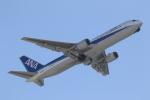 ANA744Foreverさんが、成田国際空港で撮影した全日空 767-381/ERの航空フォト(飛行機 写真・画像)