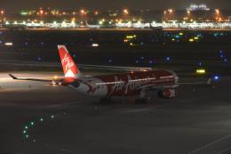 銀苺さんが、羽田空港で撮影したエアアジア・エックス A330-343Xの航空フォト(飛行機 写真・画像)