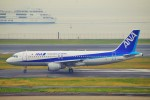 ちっとろむさんが、羽田空港で撮影した全日空 A320-211の航空フォト(飛行機 写真・画像)