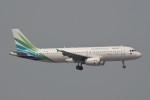 kuro2059さんが、香港国際空港で撮影したランメイ・エアラインズ A320-232の航空フォト(飛行機 写真・画像)