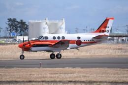 kumagorouさんが、仙台空港で撮影した海上自衛隊 TC-90 King Air (C90)の航空フォト(飛行機 写真・画像)