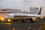 mameshibaさんが、羽田空港で撮影したシンガポール航空 777-312/ERの航空フォト(飛行機 写真・画像)