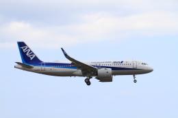 516105さんが、鳥取空港で撮影した全日空 A320-271Nの航空フォト(飛行機 写真・画像)