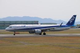 myoumyoさんが、熊本空港で撮影した全日空 A321-272Nの航空フォト(飛行機 写真・画像)