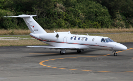 CL&CLさんが、奄美空港で撮影した国土交通省 航空局 525C Citation CJ4の航空フォト(飛行機 写真・画像)