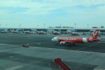 kenzy201さんが、クアラルンプール国際空港で撮影したエアアジア・インドネシア A320-216の航空フォト(飛行機 写真・画像)