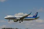 だいまる。さんが、岡山空港で撮影した全日空 A320-271Nの航空フォト(飛行機 写真・画像)
