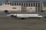 uhfxさんが、サンフランシスコ国際空港で撮影したスカイウエスト CL-600-2B19 Regional Jet CRJ-200LRの航空フォト(飛行機 写真・画像)