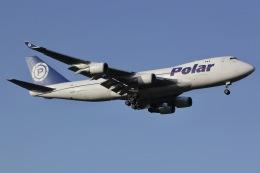 しゃこ隊さんが、成田国際空港で撮影したポーラーエアカーゴ 747-46NF/SCDの航空フォト(飛行機 写真・画像)