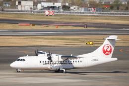 yasunori0624さんが、伊丹空港で撮影した日本エアコミューター ATR-42-600の航空フォト(飛行機 写真・画像)