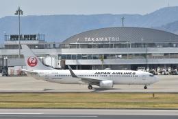 航空フォト:JA315J 日本航空 737-800