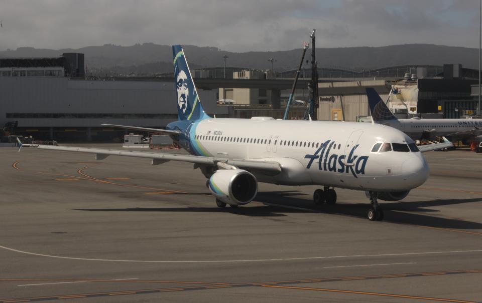 uhfxさんのアラスカ航空 Airbus A320 (N639VA) 航空フォト